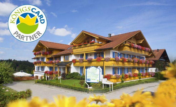 Landhaus Ohnesorg - 2 Zimmer Ferienwohnung, Nesselwang, Region Ostallgäu