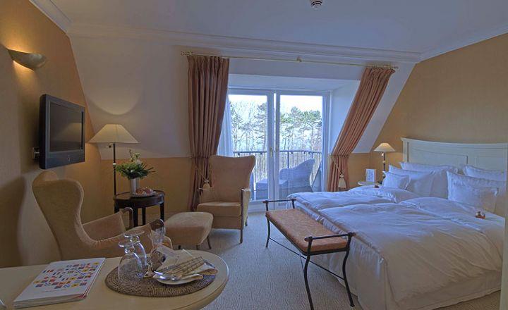 Hotel Meerlust, Zingst, Region Fischland-Darß-Zingst