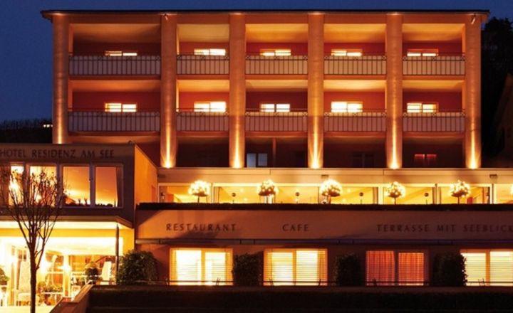 Romantik Hotel Residenz am See, Meersburg, Region Bodensee