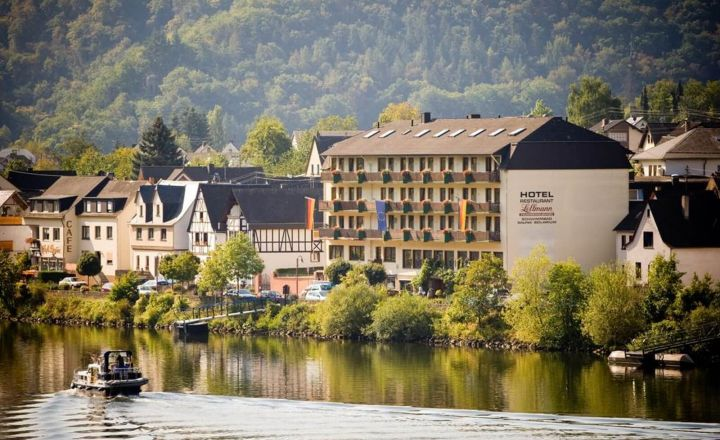 Hotel Lellmann, Löf, Region Untermosel
