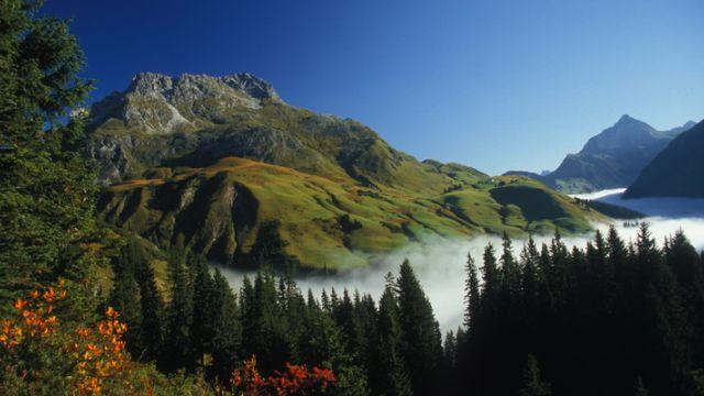 Wandern in den Chiemgauer Bergen  - Kurzurlaub Chiemgau