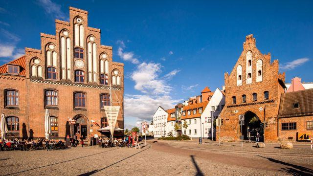 Entspannen in Wismar