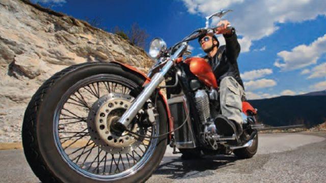 Motorrad Highlight plus