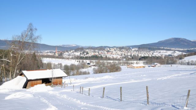 Winter im Bayerischen Wald - Kurzurlaub Bayerischer Wald