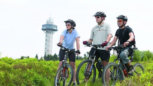 Biken in Willingen - Kurzurlaub Sauerland
