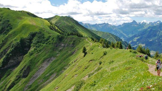 Gipfelstürmer - Kurzurlaub Oberallgäu