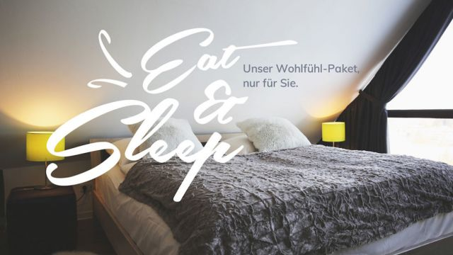 Eat and Sleep - Kurzurlaub Märkisches Sauerland