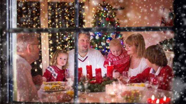 Heiligabend im Sauerland - Vier Tage Erholung