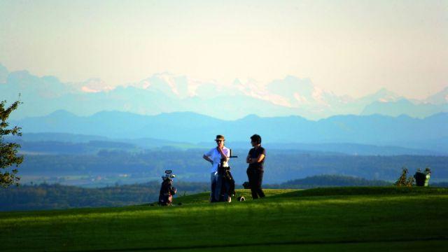 3-Tages Golfarrangement - Kurzurlaub Bodensee