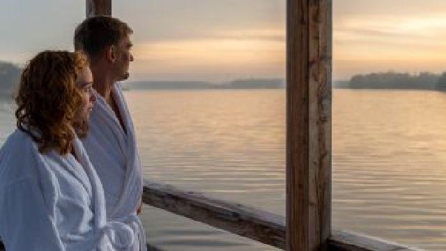 Romantik am See im Sommer - Kurzurlaub Müritz