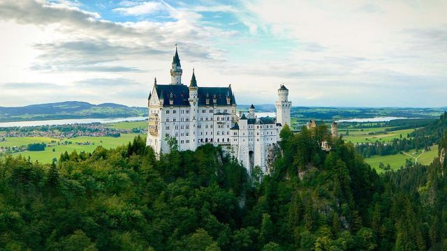 Märchenschloss Neuschwanstein - Kurzurlaub Ostallgäu