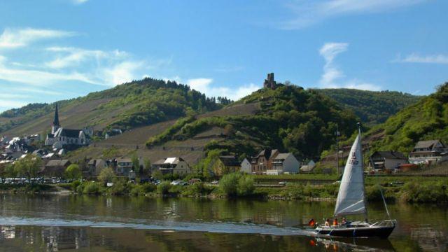 Kurze Auszeit an der Mosel - Kurzurlaub Ferienland Cochem