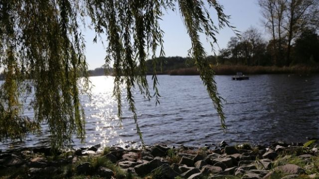 Ostsee im Goldenen Herbst