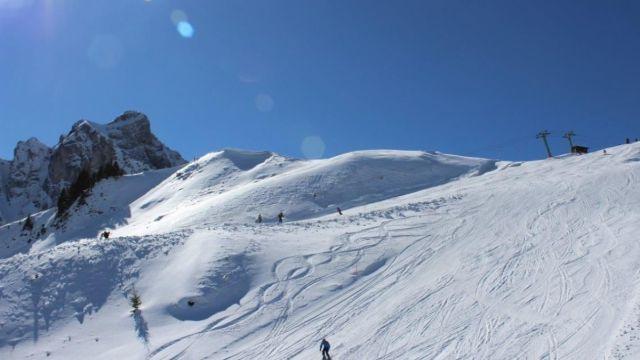 Wintersport in den Allgäuer Alpen - Kurzurlaub Ostallgäu