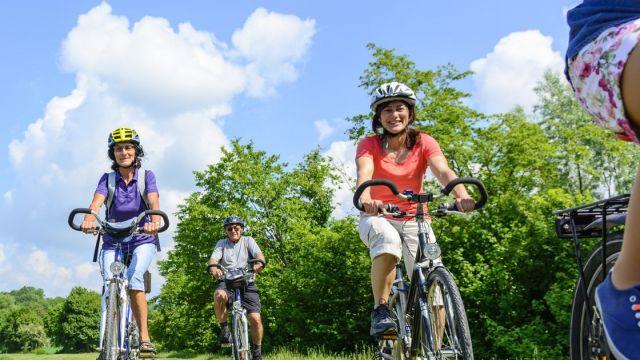 Radeln Sie sich fit - Kurzurlaub Sauerland