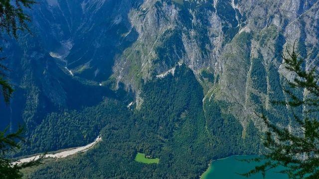 Sightseeing - Wandern - Wellness - Kurzurlaub Berchtesgadener Land
