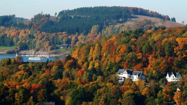 Hennedamm-Schnuppertage - Kurzurlaub Naturpark Sauerland-Rothaargebirge