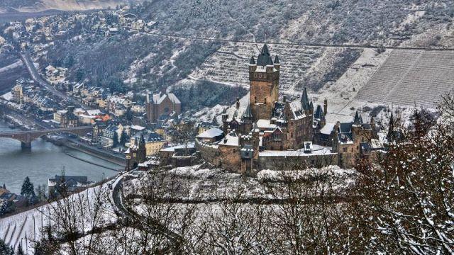 Silvester an der Mosel - Kurzurlaub Ferienland Cochem