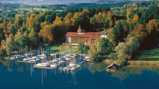 Yachthotel Chiemsee, Prien am Chiemsee, Region Chiemgau