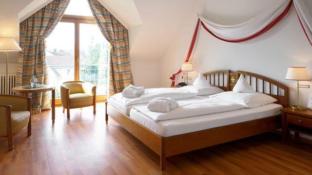 Romantik Hotel Johanniter-Kreuz, Überlingen, Region Bodensee