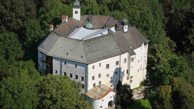 Schloss Amerang, Amerang, Region Chiemgau