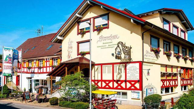 Hotel-Restaurant Storchen, Uhldingen-Mühlhofen, Region Bodensee