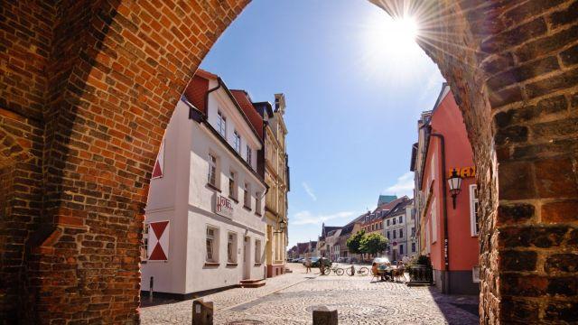 Hotel Am Alten Hafen, Wismar, Region Mecklenburgische Ostseeküste