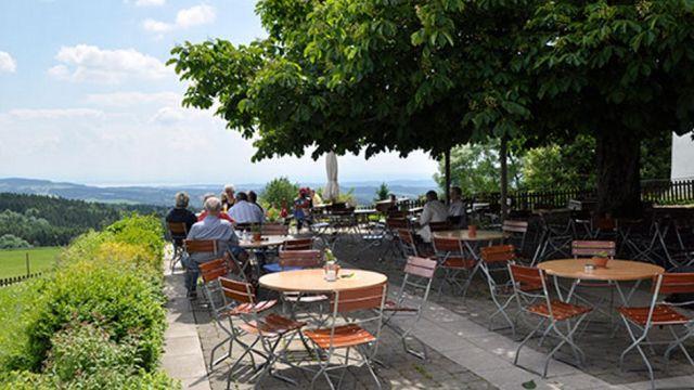 Berggasthof Höchsten, Illmensee, Region Bodensee-Region