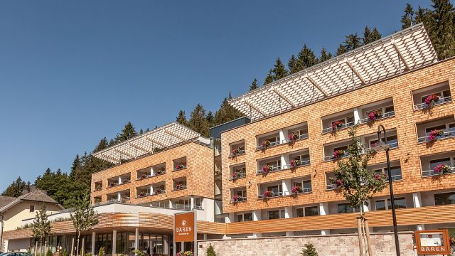 Hotel Bären-Titisee, Titisee-Neustadt, Region Hochschwarzwald