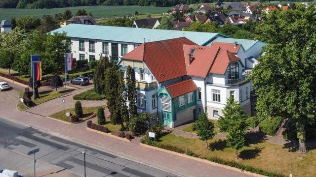 Recknitztal-Hotel Marlow, Marlow, Region Mecklenburgische Ostseeküste