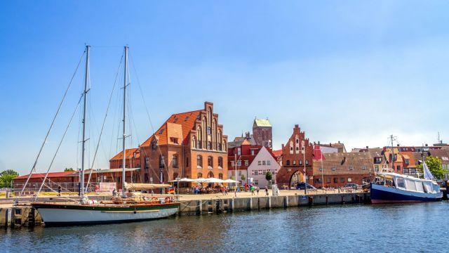 Reiseziele Mecklenburgische Ostseeküste
