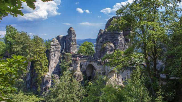 Urlaubsregion Sächsische Schweiz