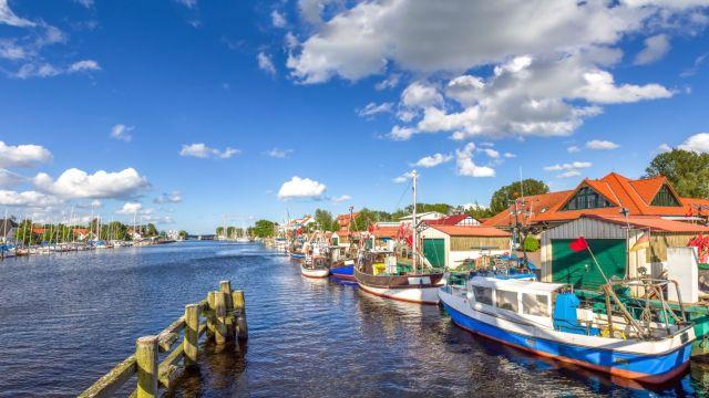 Urlaubsregion Vorpommern