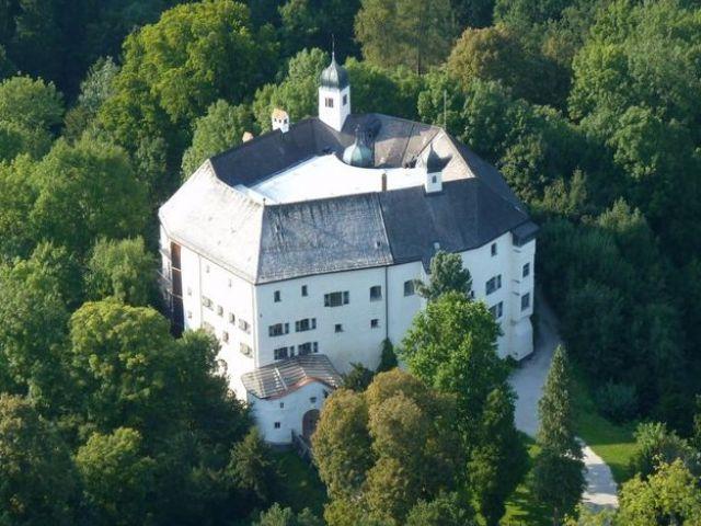 Kurzurlaub auf Schloss Amerang - Kurzurlaub Chiemgau
