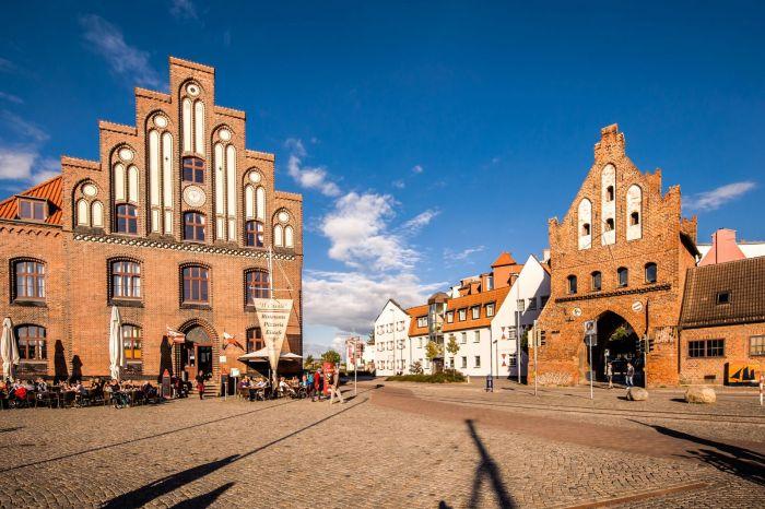 Entspannen in Wismar  - Kurzurlaub Mecklenburgische Ostseeküste