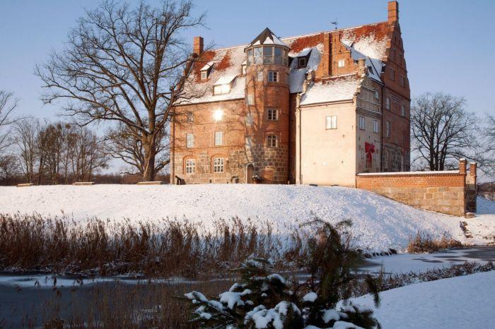 Schloss & Gut Ulrichshusen, Ulrichshusen, Region Müritz