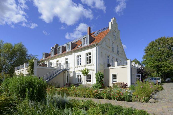 Biohotel Gutshaus Parin, Parin, Region Mecklenburgische Ostseeküste