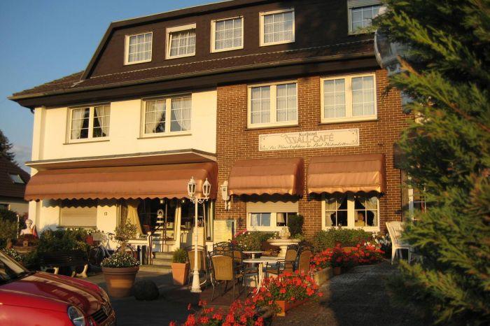 Kurhotel Wall-Café, Bad Westernkotten, Region Lippstadt & Umland