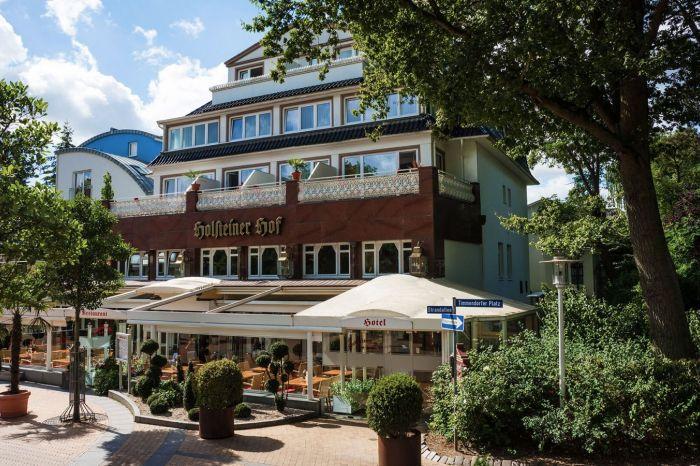 Hotel & Restaurant Holsteiner Hof, Timmendorfer Strand, Region Lübecker Bucht