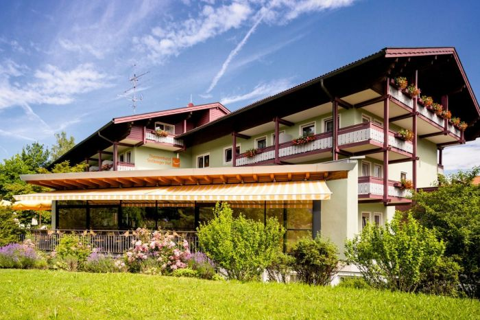 Thermenhotel Ströbinger Hof, Bad Endorf, Region Chiemgau