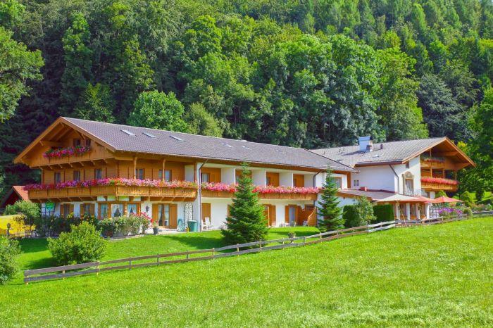 Landhotel Gabriele, Unterwössen, Region Chiemgau