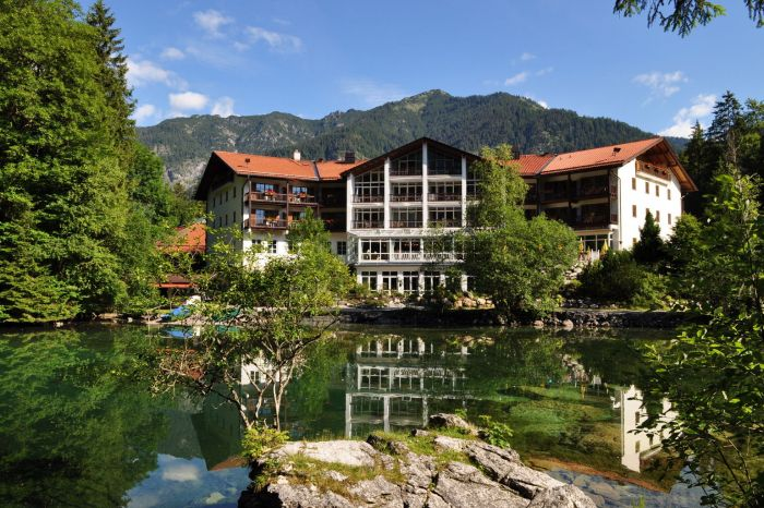 Hotel am Badersee, Grainau, Region Zugspitz-Region