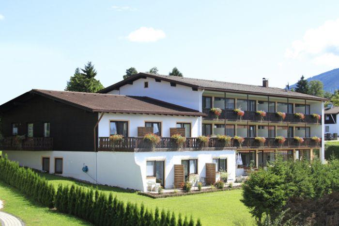 Hotel Alpenblick Berghof, Halblech, Region Ostallgäu