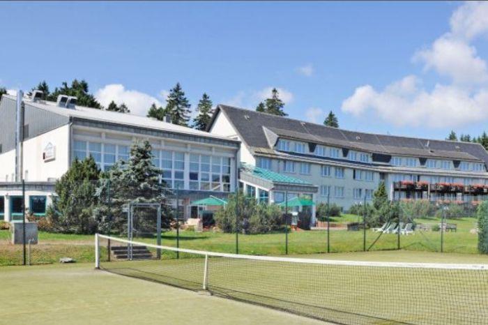 Sporthotel Oberhof, Oberhof, Region Rennsteig
