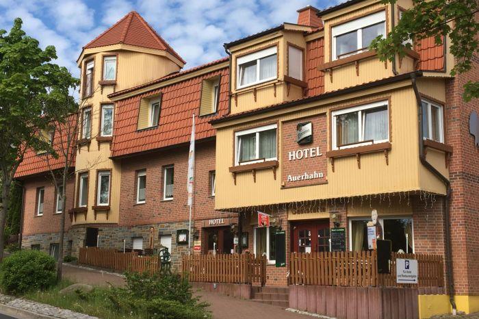 Stadt-gut-Hotel Auerhahn, Quedlinburg-Bad Suderode, Region Nordharz