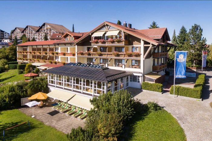 Parkhotel Tannenhof, Oy-Mittelberg, Region Oberallgäu
