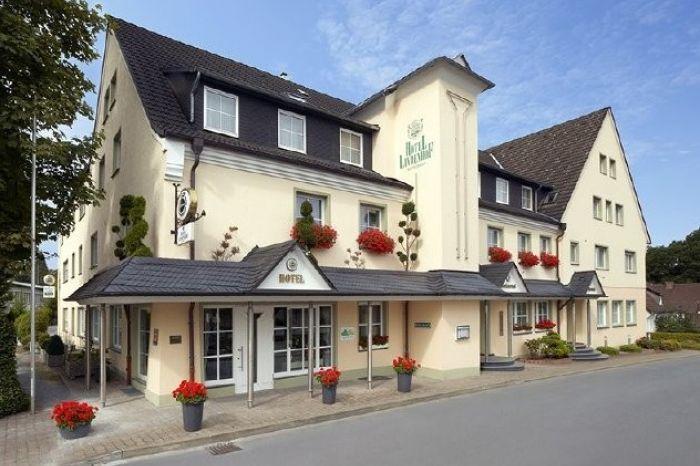 Hotel Lindenhof, Warstein, Region Sauerland