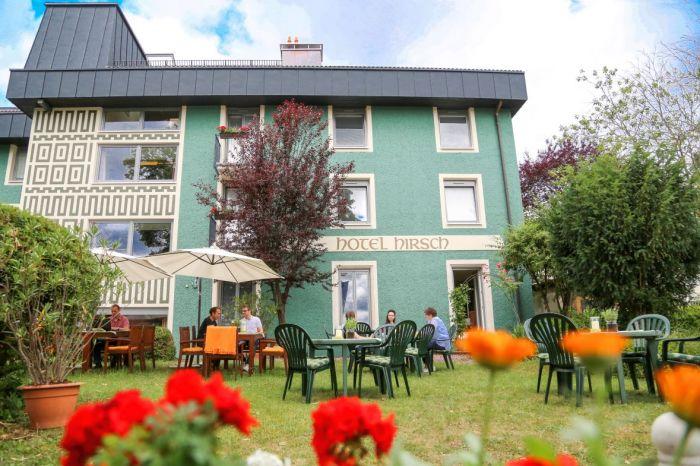 Hotel Hirsch, Heidenheim, Region Schwäbische Alb
