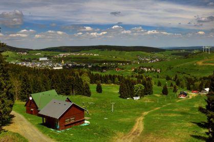 Urlaubsregion Erzgebirge