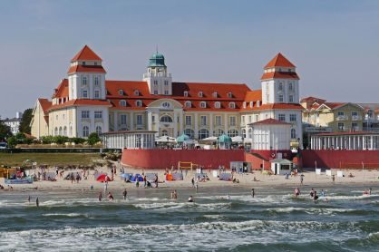 Urlaubsregion Rügen